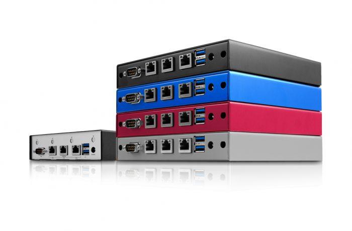 Embedded Box, DualRack System und Bundles