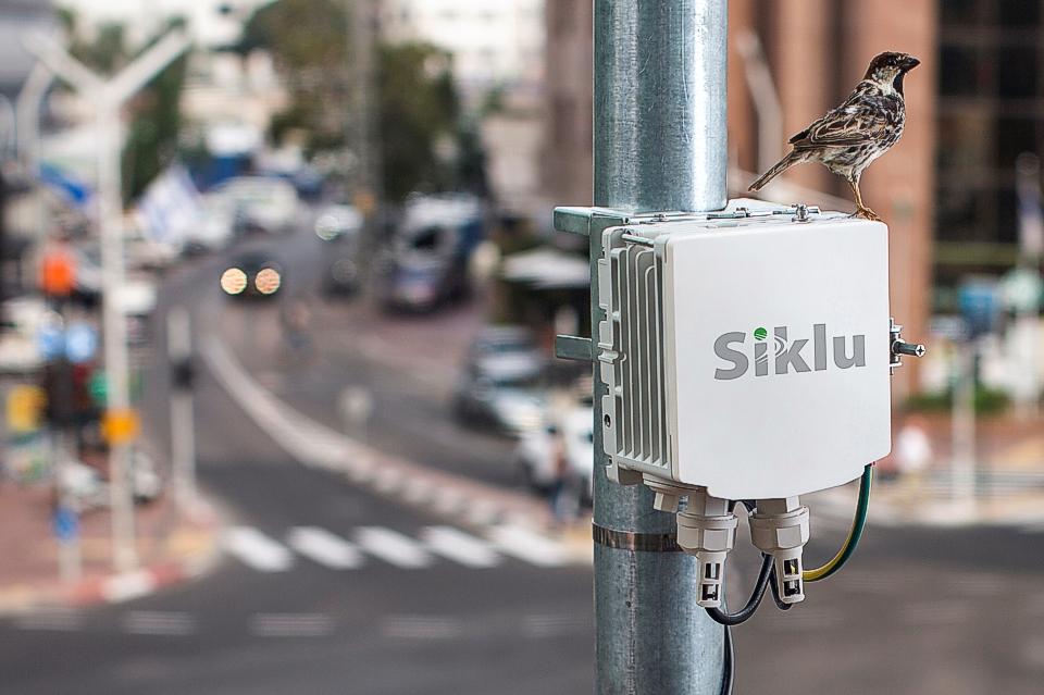 SIKLU: 60, 80 GHz Richtfunkalternativen