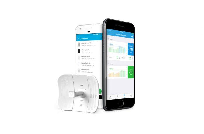Ubiquiti Mobile App