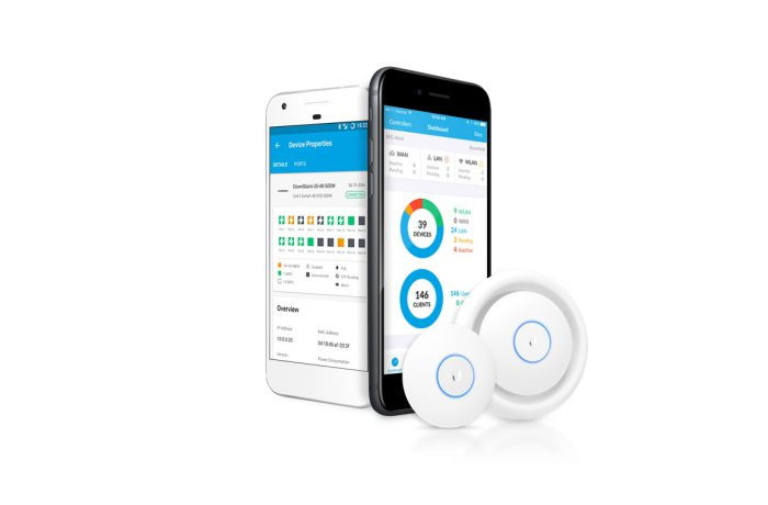 Ubiquiti UniFi App