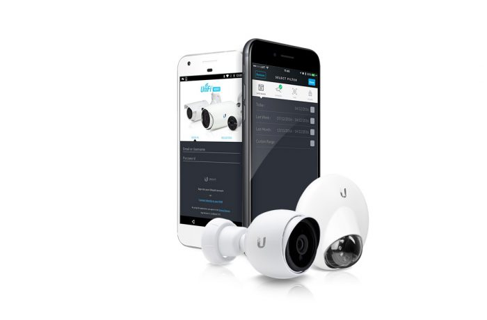 Ubiquiti UniFi Video-App
