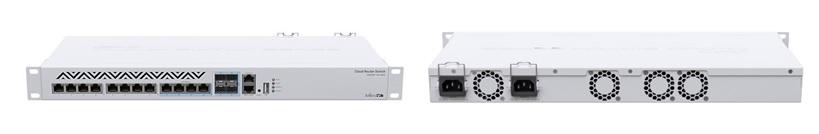 MikroTik CRS312-4C+8XG-RM Switch