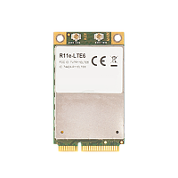 MikroTik Cat. 6 Mini-PCIe-Modem