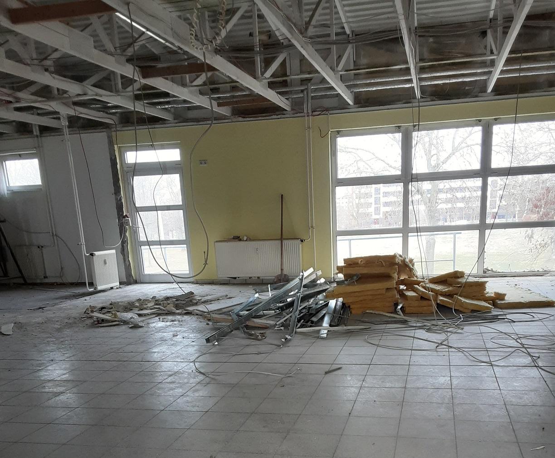 new Academy building