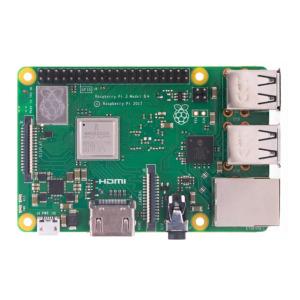 Raspberry Pi 3 model B+ for home office